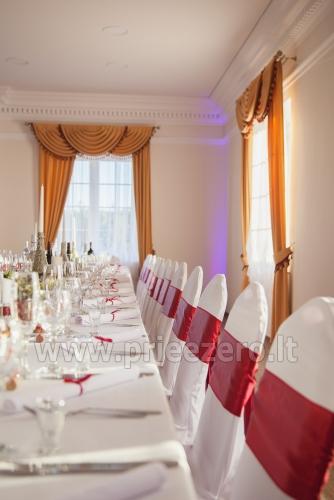 La Villa Royale - išskirtinėms šventėms bei konferenсijoms! - 9