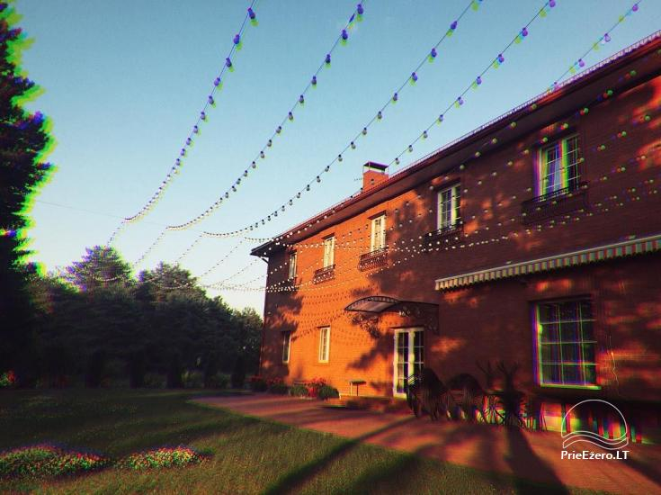 """La Villa Royale"" – išskirtinėms šventėms bei konferenсijoms! - 13"