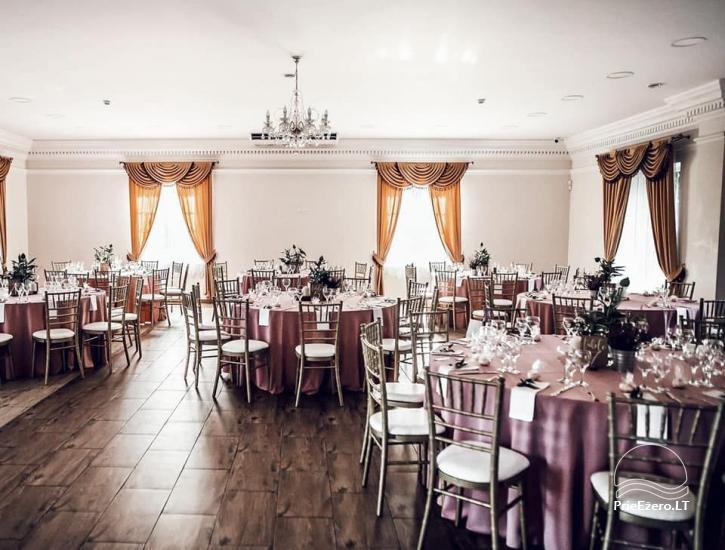 """La Villa Royale"" – išskirtinėms šventėms bei konferenсijoms! - 28"