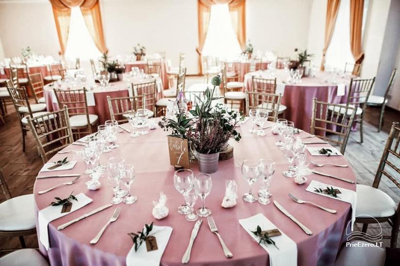 """La Villa Royale"" – išskirtinėms šventėms bei konferenсijoms! - 29"