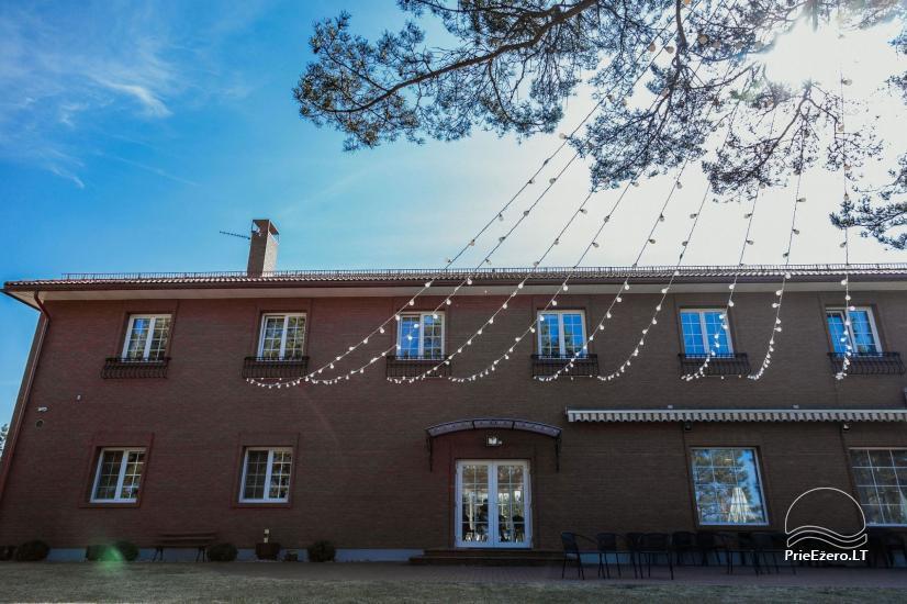 """La Villa Royale"" – išskirtinėms šventėms bei konferenсijoms! - 42"