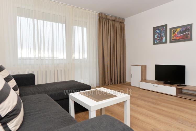 2 kambarių butas centrinėje miesto gatvėje Druskininkuose - 1