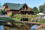 M. Mikašauskienės sodyba prie ežero - Plateliai