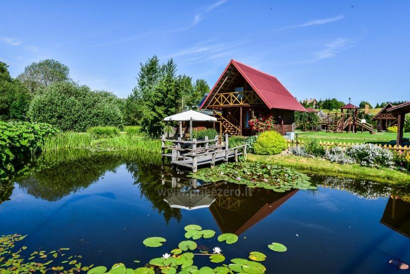 M. Mikašauskienės sodyba prie ežero - Plateliai - 1