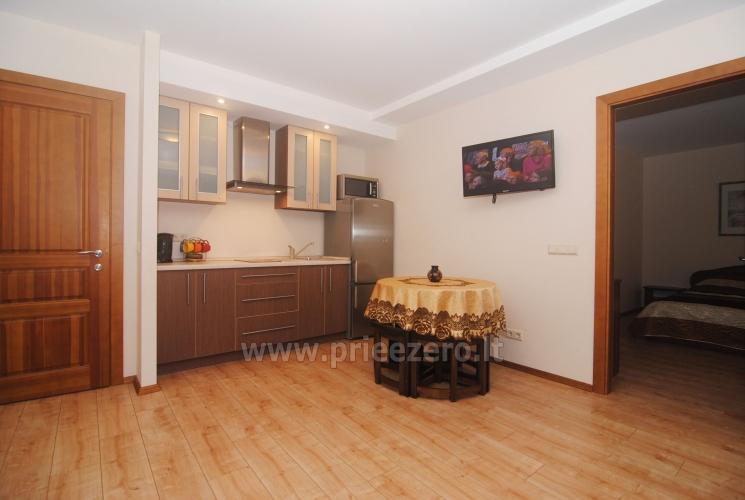 Apartamentai Vakarė Druskininkų senamiestyje - 4