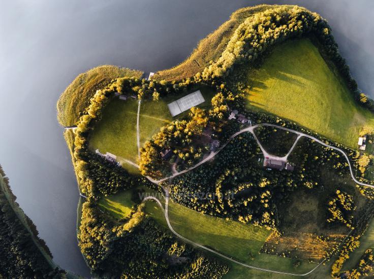 Radvilių sodyba Anykščių rajone, prie Nevėžos ežero - 18