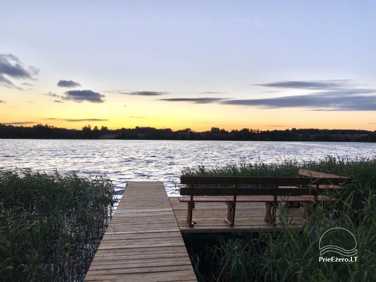 Radvilių sodyba Anykščių rajone, prie Nevėžos ežero - 27