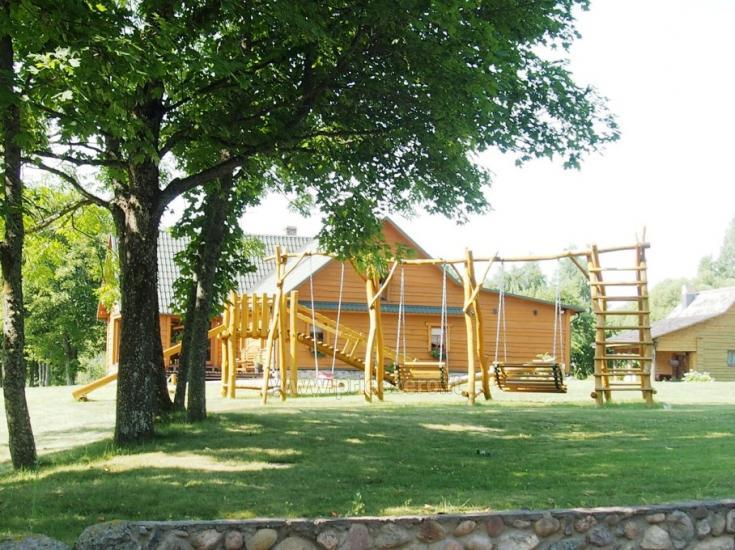 Adomėnų sodyba - ramus, medžiais apsuptas vienkiemis Miškiškėse - 5
