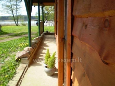 "Namelis ant Siesarčio ežero kranto Molėtų rajone šeimų poilsiui ""Vyšnia"" - 8"