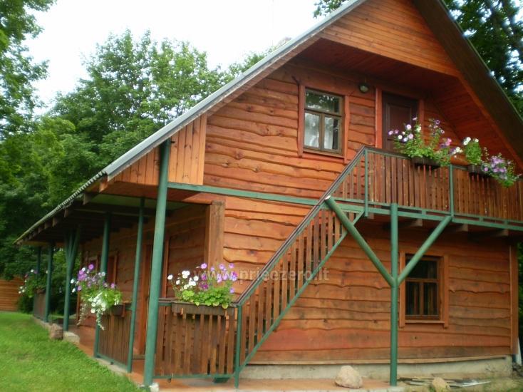 "Namelis ant Siesarčio ežero kranto Molėtų rajone šeimų poilsiui ""Vyšnia"" - 6"