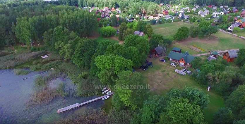 "Namelis ant Siesarčio ežero kranto Molėtų rajone šeimų poilsiui ""Vyšnia"" - 2"