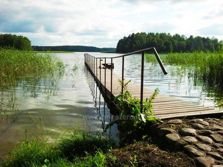"Namelis ant Siesarčio ežero kranto Molėtų rajone šeimų poilsiui ""Vyšnia"" - 16"
