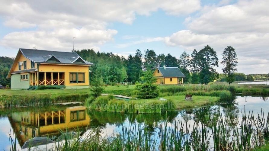 Sodyba Molėtų rajone prie Virintų ežero Pas Paulių - 1