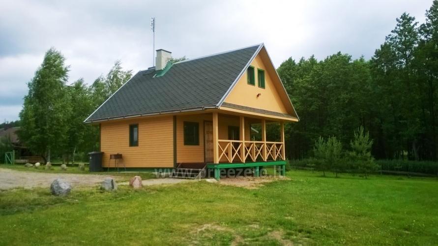 Sodyba Molėtų rajone prie Virintų ežero Pas Paulių - 2