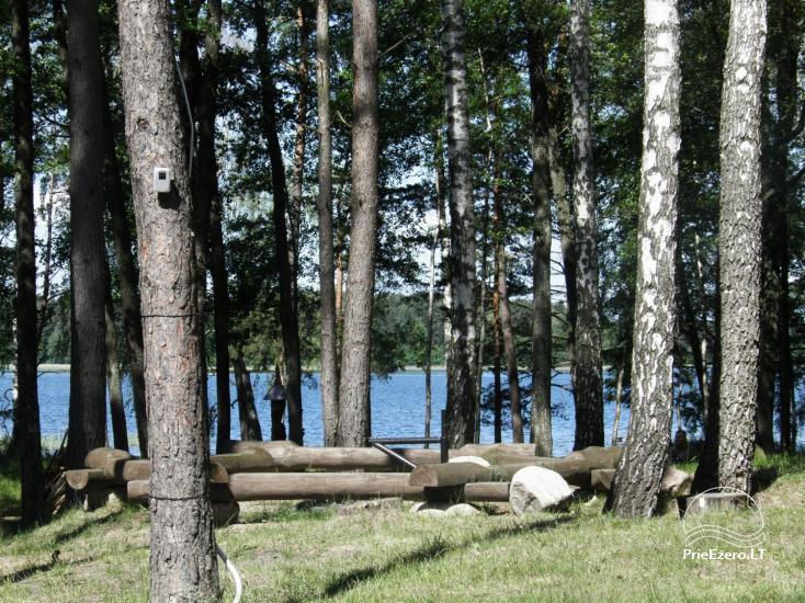 """Poilsiavietė prie Siesarties ežero - """"Ąžuolas"""" - 6"""