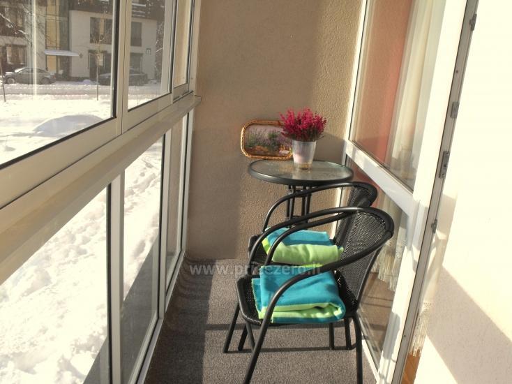 Dviejų kambarių butas Druskininkų centre - 1