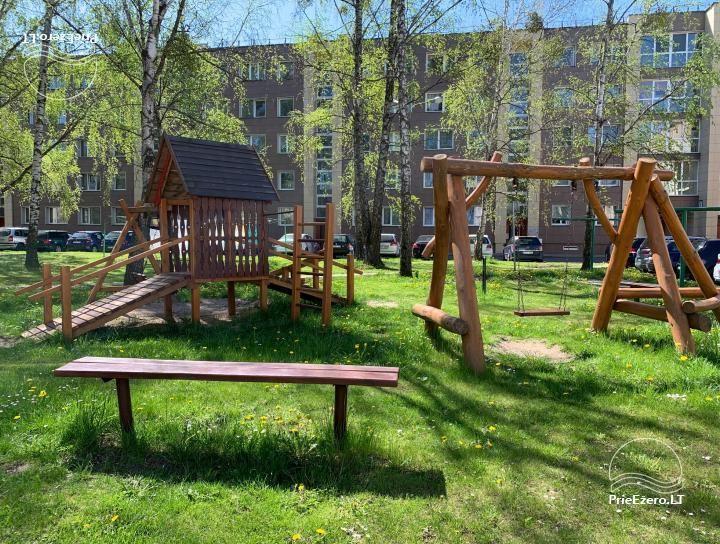 Dviejų kambarių butas Druskininkų centre - 8