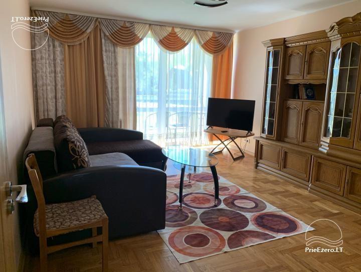 Dviejų kambarių butas Druskininkų centre - 9