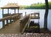 Sodyba 5 km nuo Trakų ant ežero kranto poilsiui ir šventėms: pirtis, salė, kambariai - 4