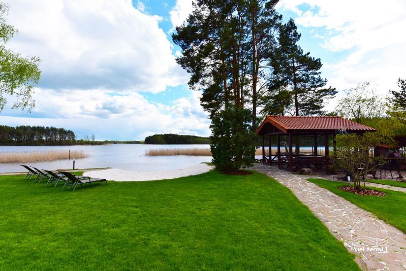 """Namukų nuoma Molėtų rajone prie Bebrusų ežero """"Bebrusų sodyba"""" - 23"""