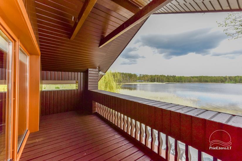 """Namukų nuoma Molėtų rajone prie Bebrusų ežero """"Bebrusų sodyba"""" - 26"""