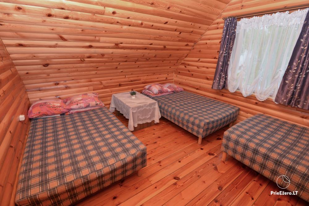 Sodyba Pinčiuko Baidarės Lazdijų rajone - poilsis, baidarių nuoma - 23