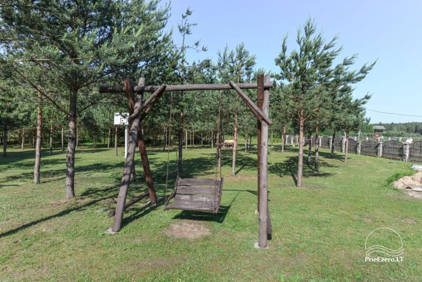 Sodyba Pinčiuko Baidarės Lazdijų rajone - poilsis, baidarių nuoma - 20
