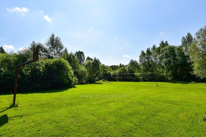 Julijos ir Broniaus Staponkų sodyba: namelių nuoma prie Platelių ežero - 5