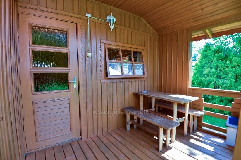 Julijos ir Broniaus Staponkų sodyba: namelių nuoma prie Platelių ežero - 27