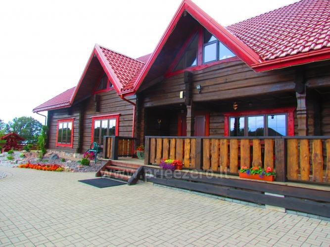 Vytautų dvaras prie Galsto ežero: banketai, pirtis, vandens pramogos - 4