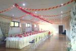 Vestuvių šventei salės nuoma