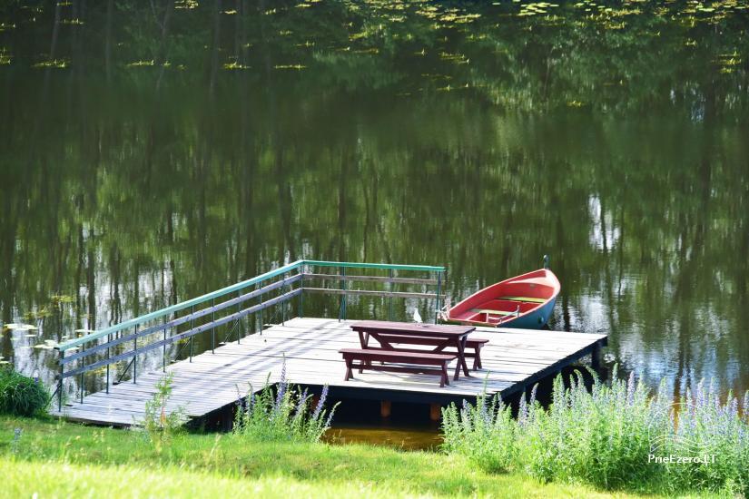 Sodyba Molėtų rajone, Antakščiuose, prie Lukšto ežero - 65