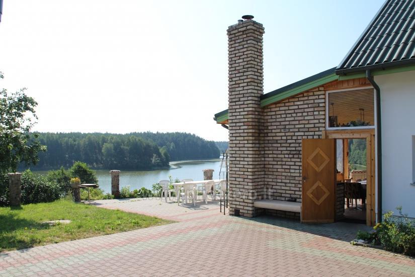 """Sodyba """"Poilsis prie Veisiejo""""  įsikūrusi miške, prie  Veisiejo ežero - 6"""