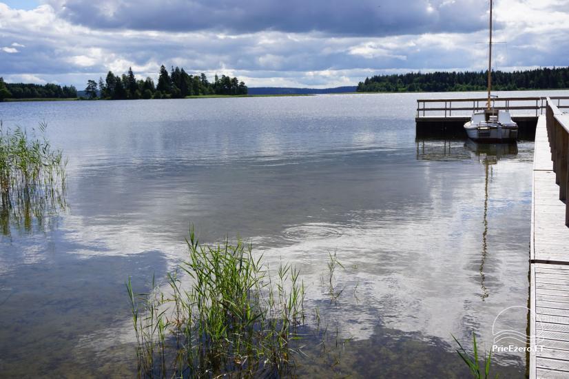 Sodyba Šiaurinė paežerė prie Platelių ežero - 11