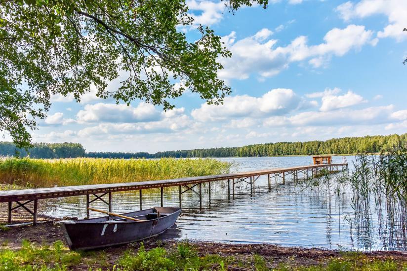 Malkesto ežero sodyba, Molėtų rajone Gailiušių k., ir Srovenos krantas, Ignalinos rajone Ginučiuose - 7