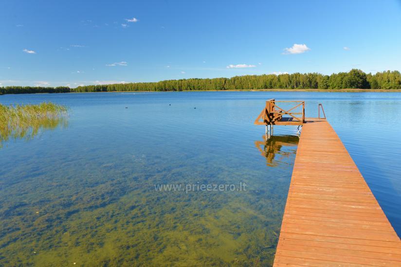 Malkesto ežero sodyba, Molėtų rajone Gailiušių k., ir Srovenos krantas, Ignalinos rajone Ginučiuose - 8