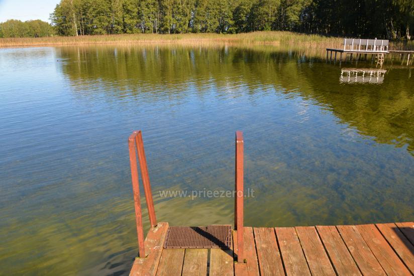 Malkesto ežero sodyba, Molėtų rajone Gailiušių k., ir Srovenos krantas, Ignalinos rajone Ginučiuose - 9