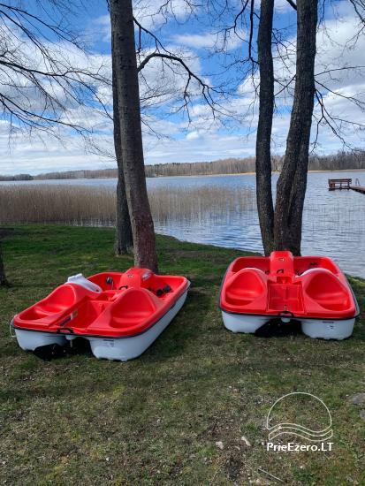 Malkesto ežero sodyba, Molėtų rajone Gailiušių k., ir Srovenos krantas, Ignalinos rajone Ginučiuose - 47