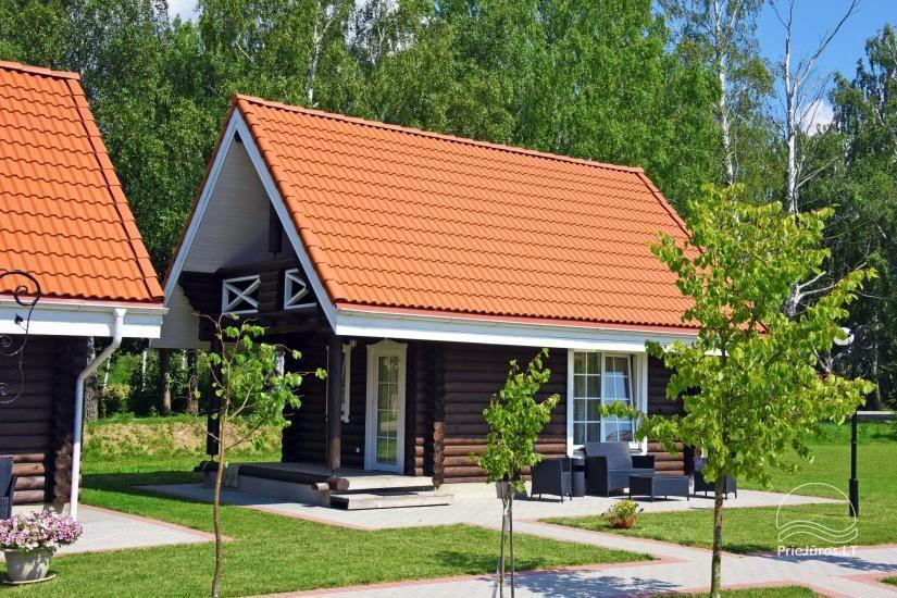 NAUJI nameliai, liuksai ir apartamentai rąstiniame name JŪRMYLĖ - 1