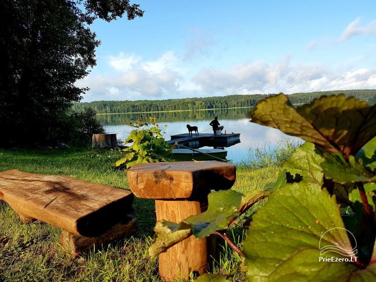 Sodyba prie Tauragno ežero Tauraslėnis - 15