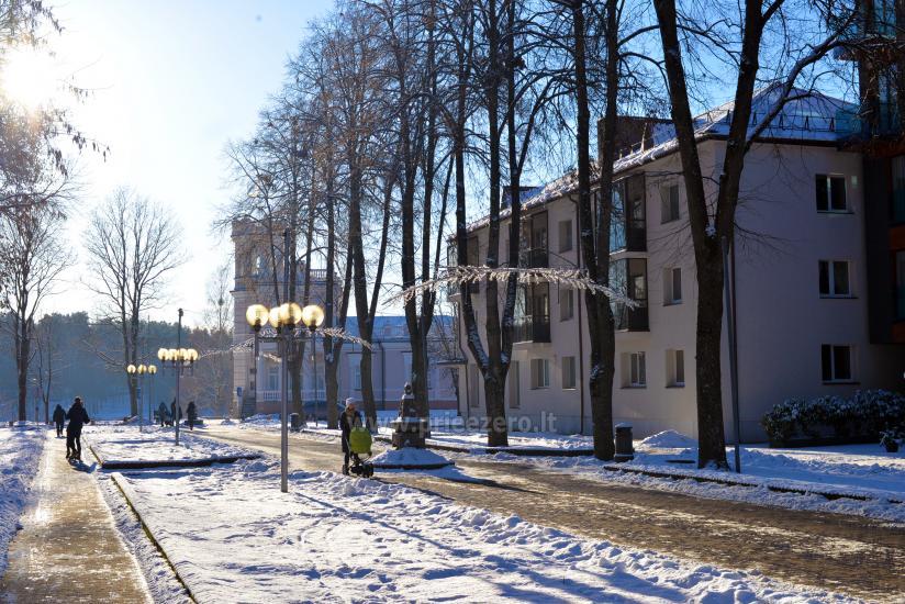 Butas įsikūręs patogioje vietoje pačiame centre, Vilniaus al. 2