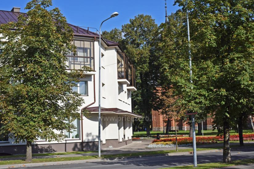 2-jų kambarių apartamentai Druskininkų centre SU VAIZDU Į EŽERĄ - 1