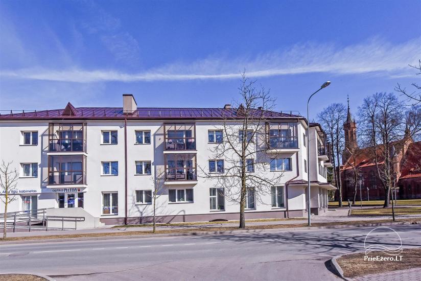 2-jų kambarių apartamentai Druskininkų centre SU VAIZDU Į EŽERĄ - 24