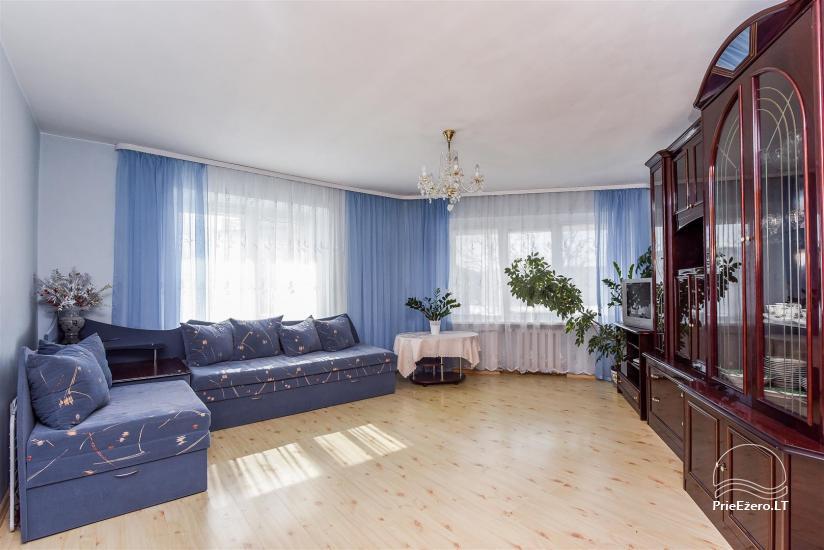 2-jų kambarių apartamentai Druskininkų centre SU VAIZDU Į EŽERĄ - 7