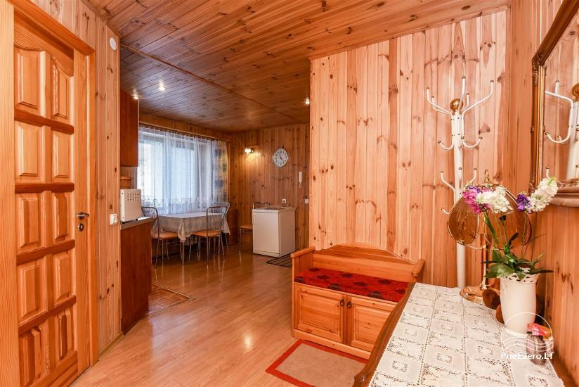 2-jų kambarių apartamentai Druskininkų centre SU VAIZDU Į EŽERĄ - 17