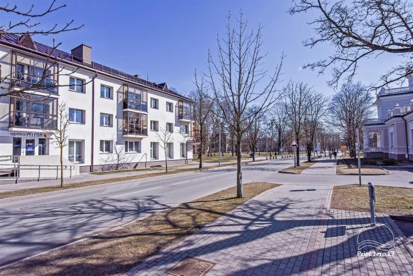 2-jų kambarių apartamentai Druskininkų centre SU VAIZDU Į EŽERĄ - 26
