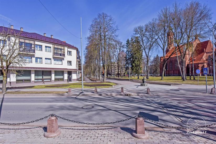 2-jų kambarių apartamentai Druskininkų centre SU VAIZDU Į EŽERĄ - 3