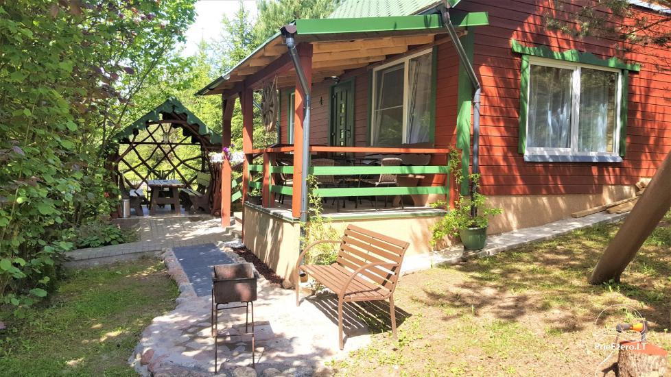 Sodyba Lazdijų rajone prie Akmenių ežero - 3