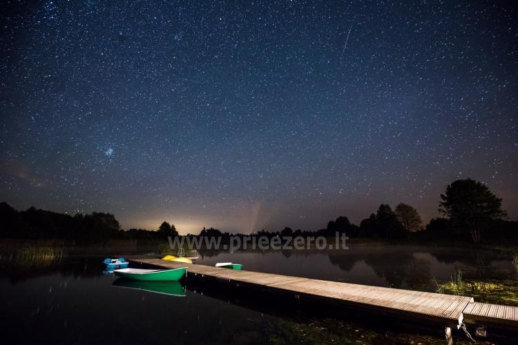 Gamtos ir poilsio parkas Gradiali Anykščiai prie Rubikių ežero - 47