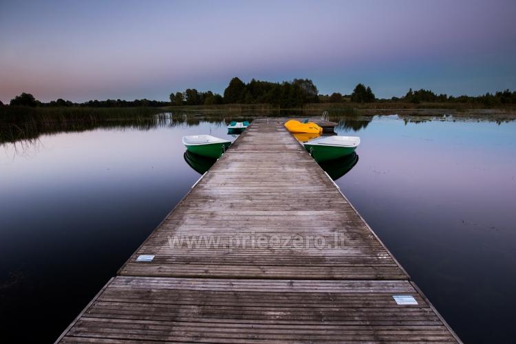 Gamtos ir poilsio parkas Gradiali Anykščiai prie Rubikių ežero - 42